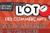 Méga Loto des commerçants, c'est le 30 novembre!