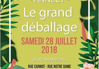 Grand déballage 2018