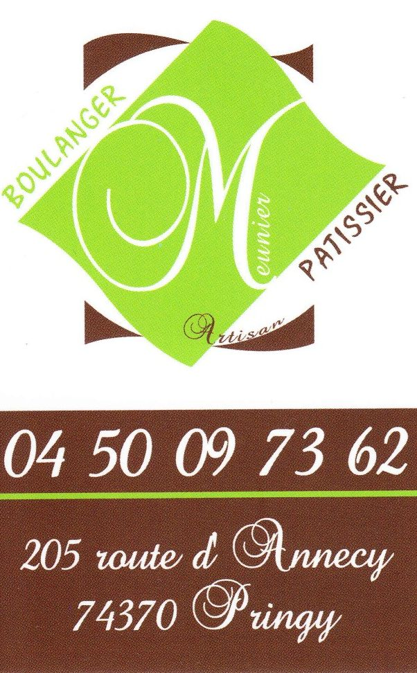 Boulangerie Meunier