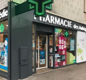 Pharmacie des Aubepines