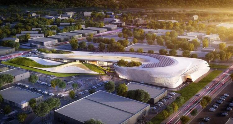 Projet Open Sky Grand Epagny