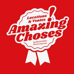 Amazing chose