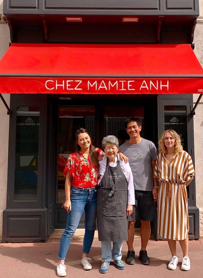 Chez Mamie Anh