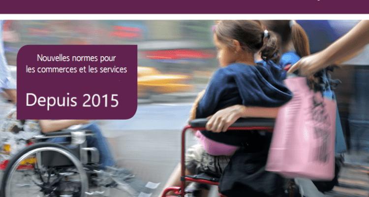 Accessibilité aux handicapés des commerces et restaurants