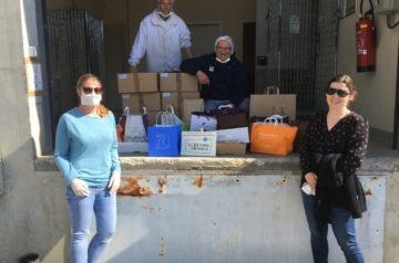 Solidarité avec le personnel soignant de l'hôpital d'Annecy