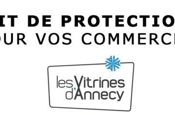 Pour les commerçants  : demandez votre kit de protection Covid 19
