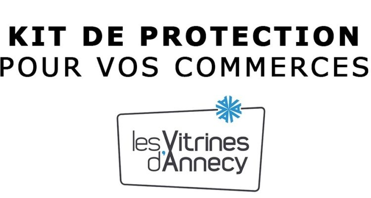 Pour les commerçants  : achetez votre kit de protection Covid 19