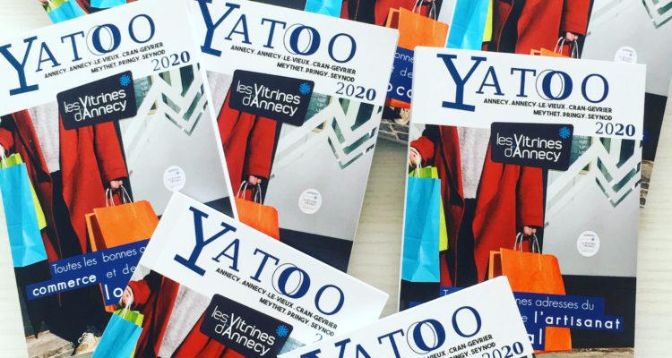Le guide Yatoo 2020 bientôt chez vos commerçants !