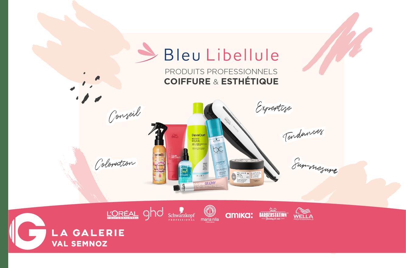 Bleu Libellule